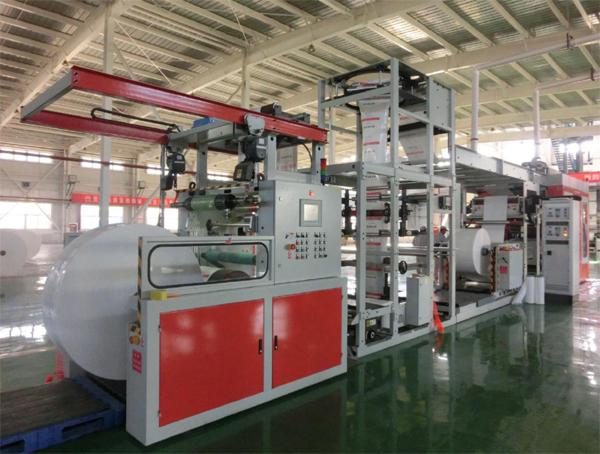 广西重载膜柔版印刷成型机组