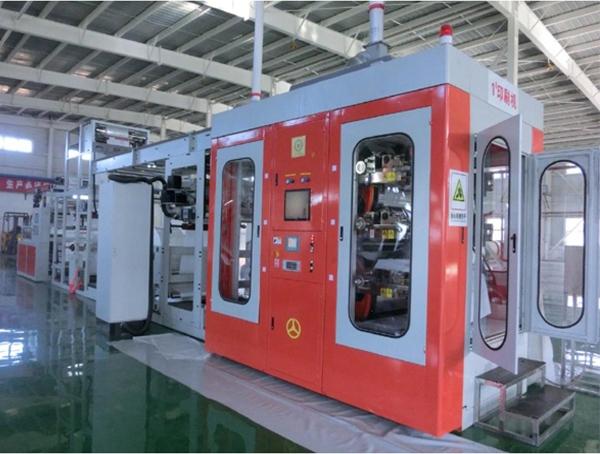 黑龙江重载膜柔版印刷成型机组